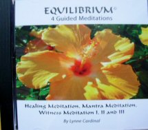 Equilibrium Guided Meditation CD